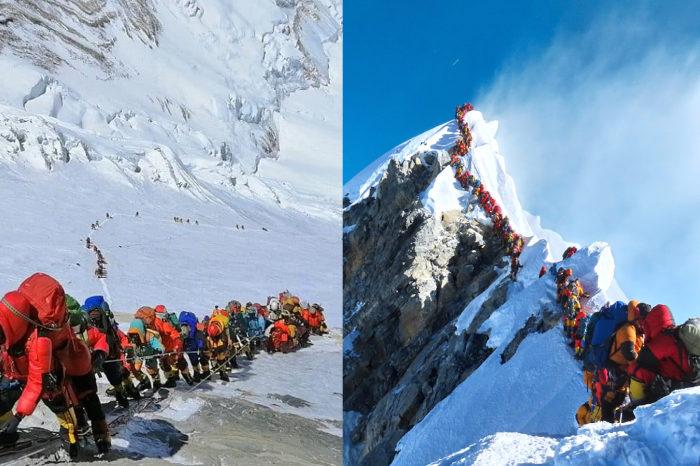 Gunung Everest Ditutup Untuk Pendakian