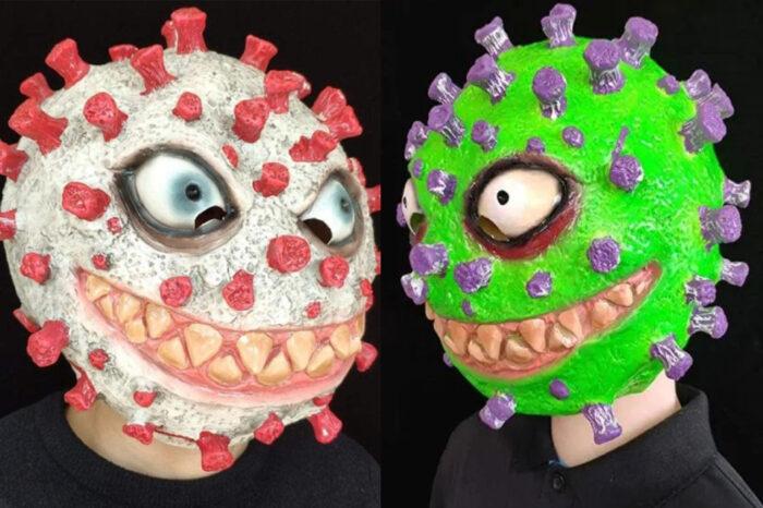 Amazon Keluarkan Topeng Halloween 'Coronavirus' Dari Jualan Atas Talian