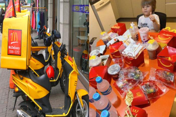 Budak 3 Tahun Pesan 'McDonald Feast' Bernilai RM300
