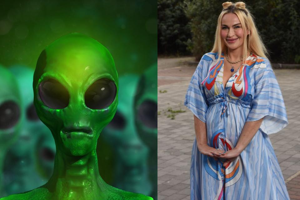Jatuh Cinta Pada 'Alien' Selepas Diculik UFO